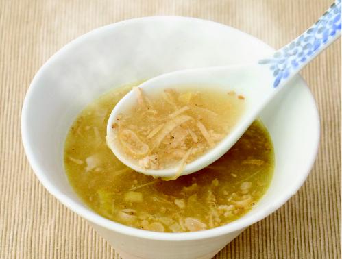 NATURE FUTURe 生姜スープの写真